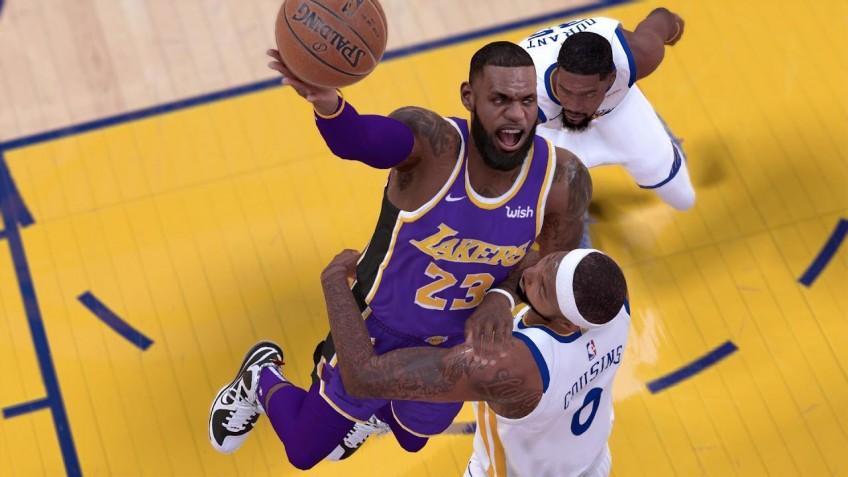 NBA 2K20 претендует на звание самой негативно оценённой игры в Steam