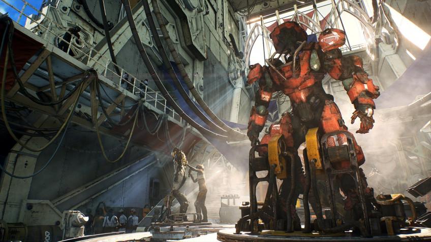 Руководитель разработки Anthem покинул BioWare после почти 10 лет работы