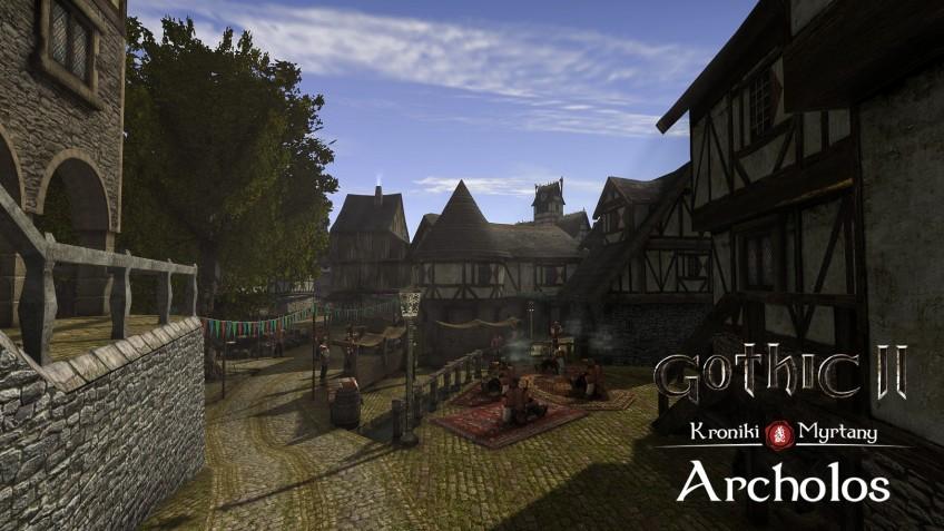 Авторы мода «Gothic 2: Хроники Миртаны» показали два часа игрового процесса