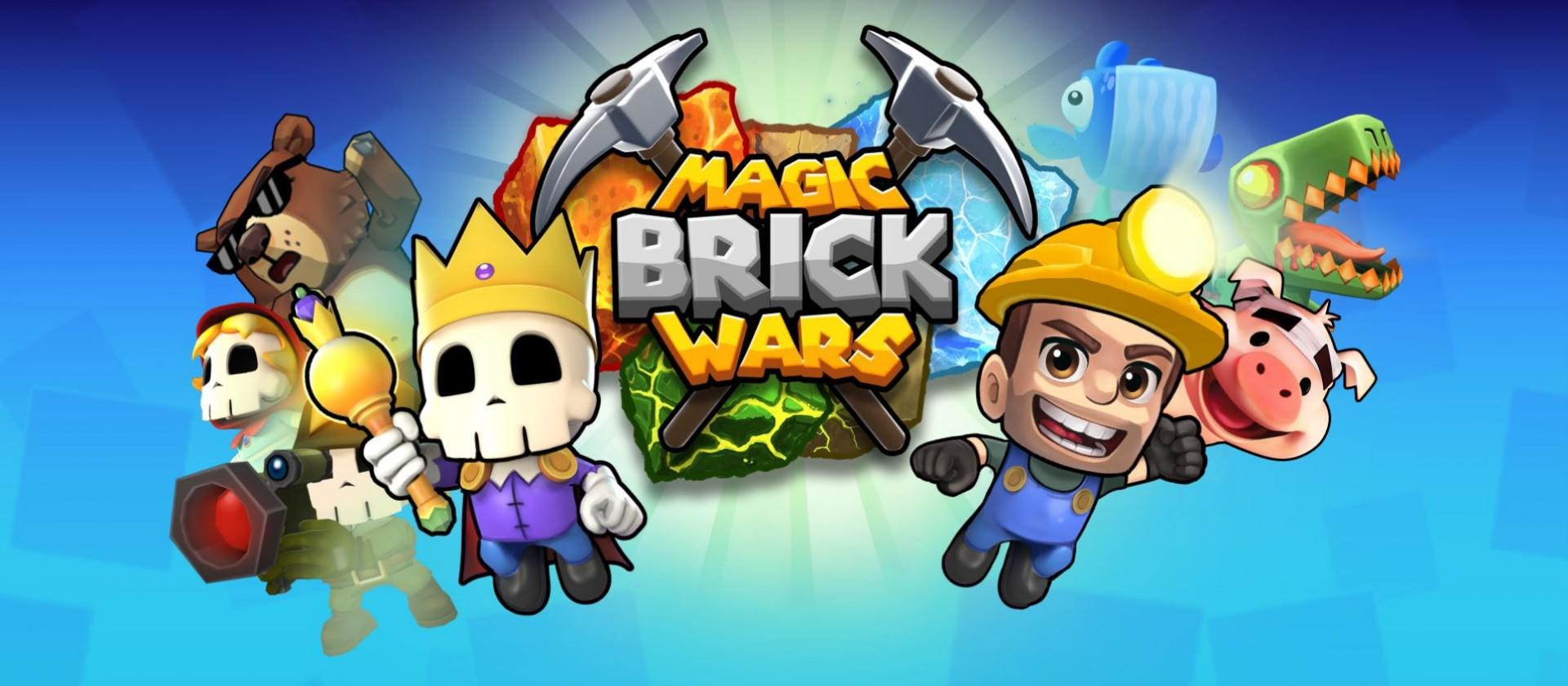 Авторы Fruit Ninja анонсировали игру Magic Brick Wars