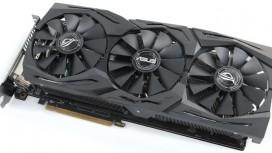 ASUS готовит видеокарту Radeon RX 590 ROG STRIX