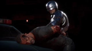 Мечта детства: противостояние Терминатора и Робокопа в Mortal Kombat11