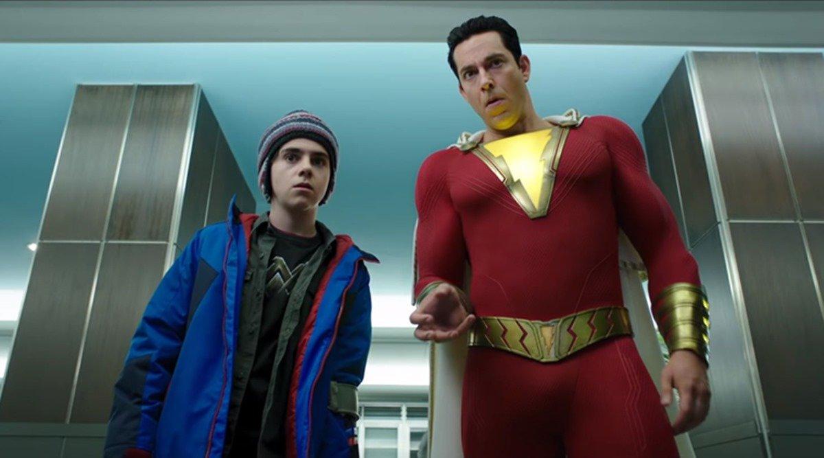 Фанат DC создаёт версию «Шазама!» в стиле Зака Снайдера и «без юмора»