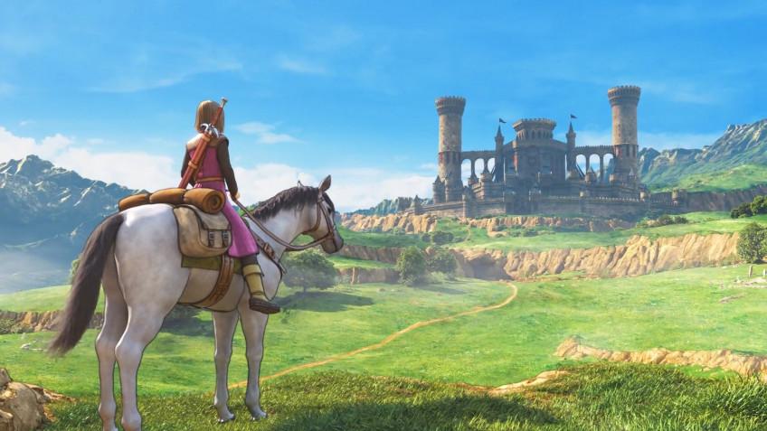 Dragon Quest XI S: Echoes of an Elusive Age получила новый трейлер