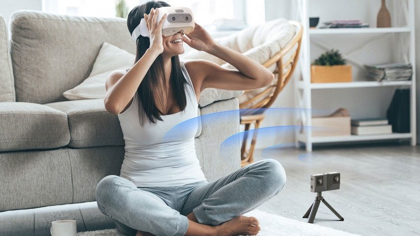 VR-шлем Vive Focus Plus выйдет в апреле