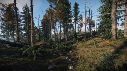 Симулятор выживания Rust получил крупное обновление графики