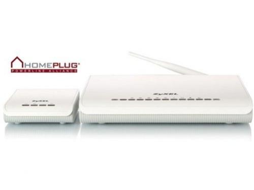 ZyXEL представила HomePlug