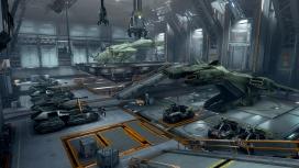 В мобильной Stellaris: Galaxy Command нашли концепт-арт из Halo4