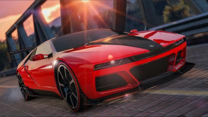 GTA5 для консолей нового поколения включит улучшения автомобилей