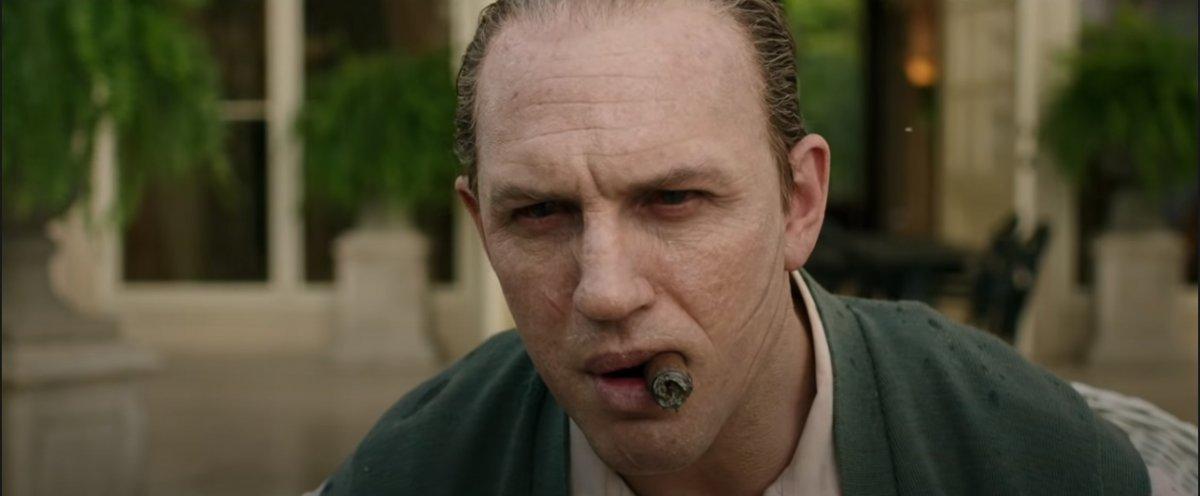 Появился трейлер фильма «Лицо со шрамом» с Томом Харди в главной роли
