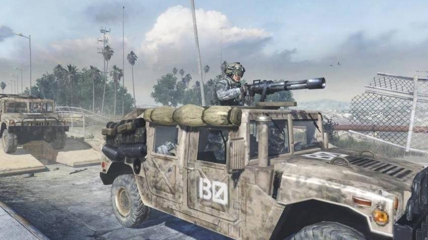 Создатели Call of Duty нашли поддержку в Голливуде