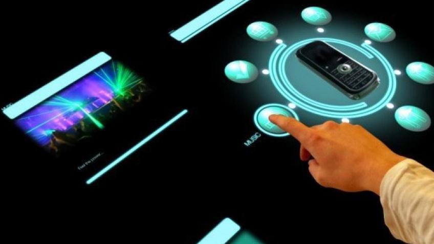 Сенсорный стол Sony готов к производству, наказывать Microsoft Surface
