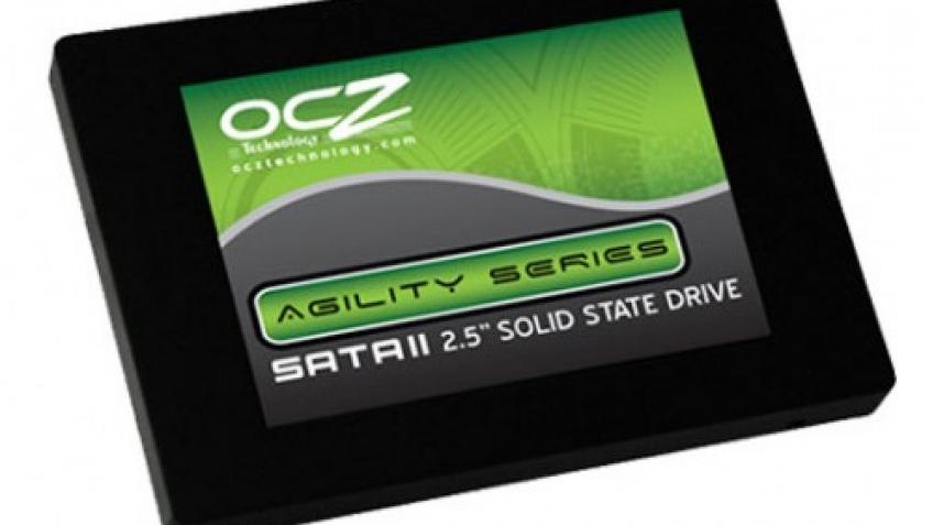 Очередная линейка SSD компании OCZ