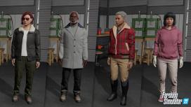Создатели Farming Simulator22 показали редактор персонажей