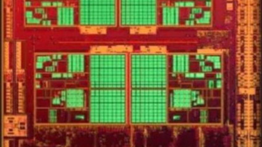 AMD рассказала про гибридные процессоры Llano