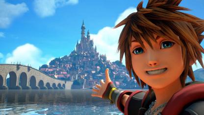 Объявлены системные требования Kingdom Hearts III