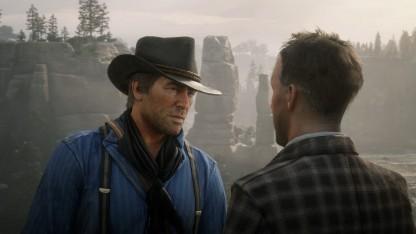 Техническое чудо в деталях — Digital Foundry о первом геймплее Red Dead Redemption2