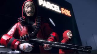 В Watch Dogs: Legion стартовал кроссовер с сериалом «Бумажный дом»