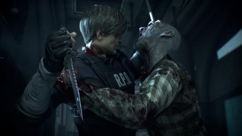Спидраннер прошел ремейк Resident Evil2 на хардкоре и без повреждений