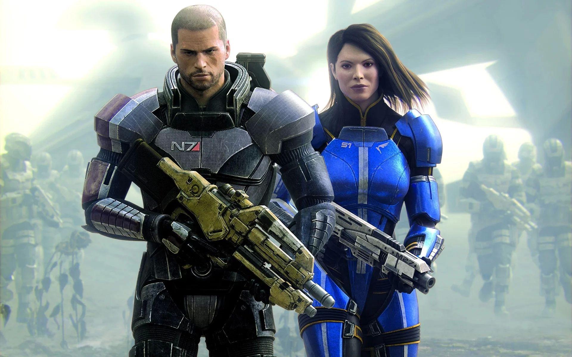 Игроки верят, что уже можно предзаказать ремастер Mass Effect