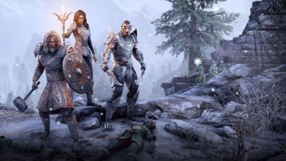 The Elder Scrolls Online для PS5 и Xbox Series решили отложить