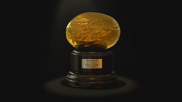 Авторы Street Power Football вручат футболистам награду «Золотой мускатный орех»