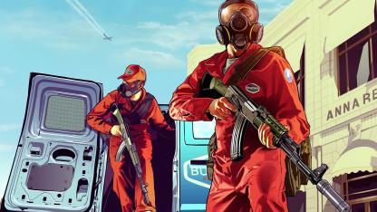 Колумбийский сериал заподозрили в плагиате артов из GTA