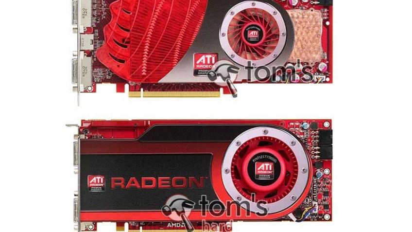 Первые фотографии Radeon HD 4800
