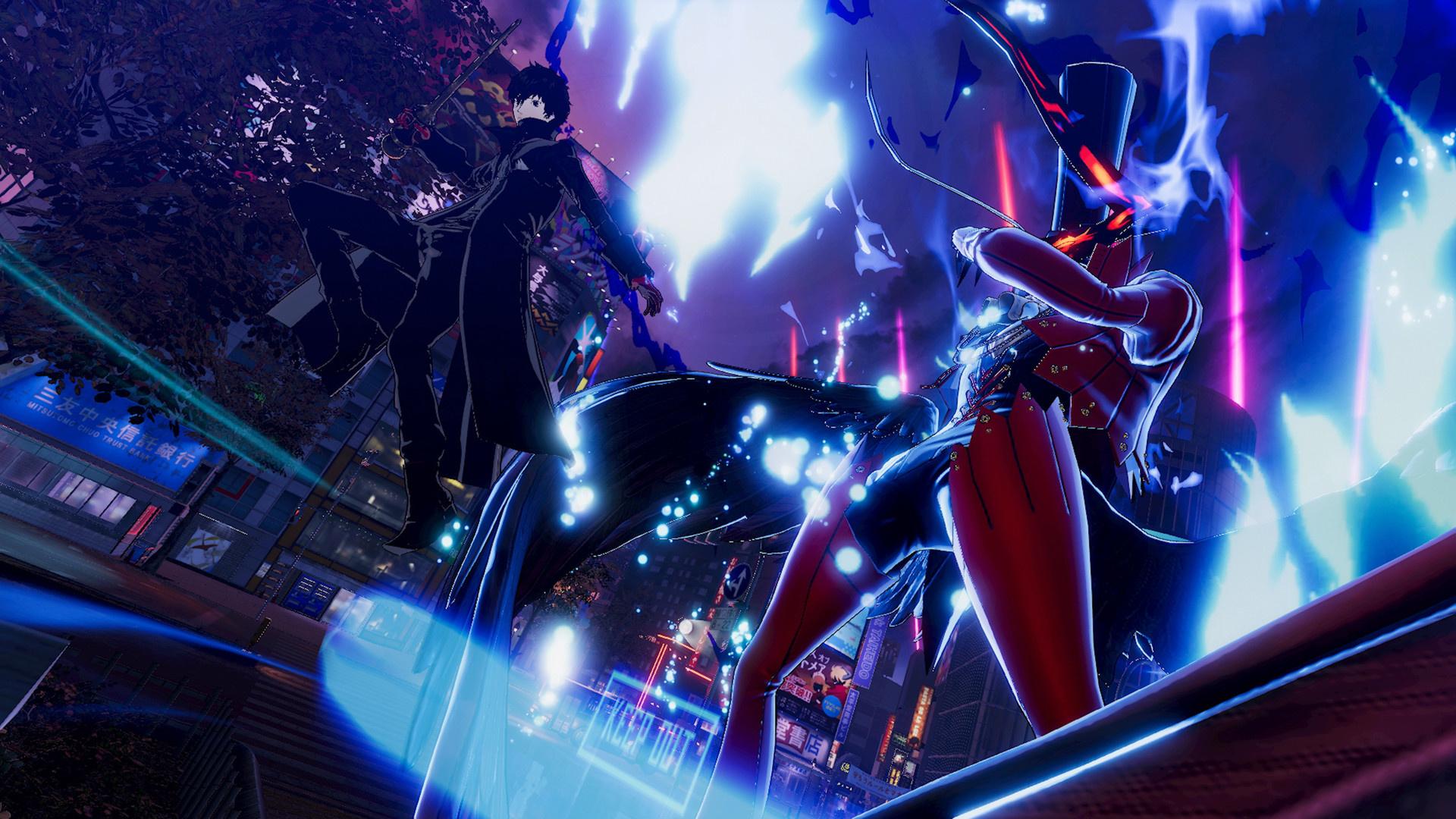 Четыре дня и сорок песен: стартовали предзаказы Persona5 Strikers