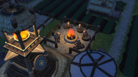 Бобропанковая Timberborn почти возглавила топ продаж Steam