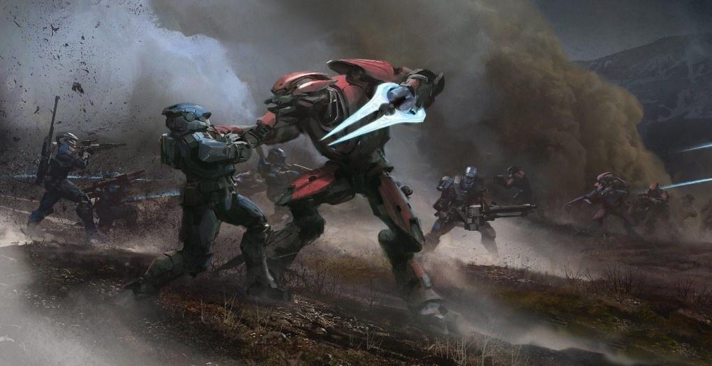 343 Industries показала около 50 минут Halo: Reach на РС