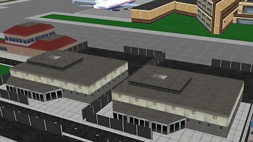 Аэропорт №3