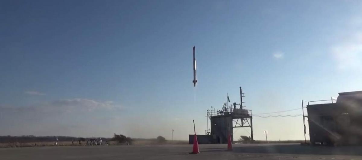 Японская компания успешно запустила частную космическую ракету