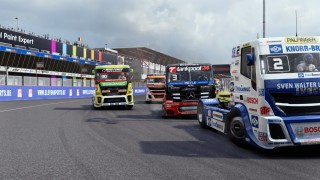 Создатели WRC и V-Rally анонсировали FIA European Truck Racing Championship