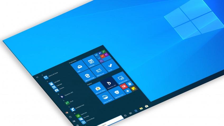 Новый дизайн Windows 10, Проводник и прочее показали на видео