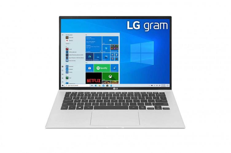 LG вернулась на рынок ноутбуков с LG Gram весом 1 кг1