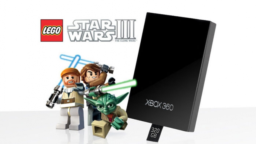 Новый винчестер для Xbox 360