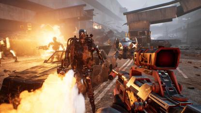 Terminator: Resistance получит большое сюжетное дополнение
