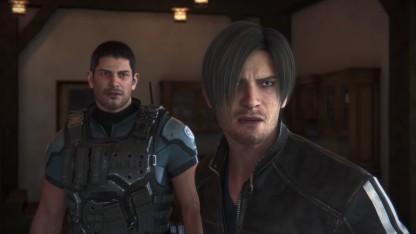 В сети появились первые девять минут Resident Evil: Vendetta