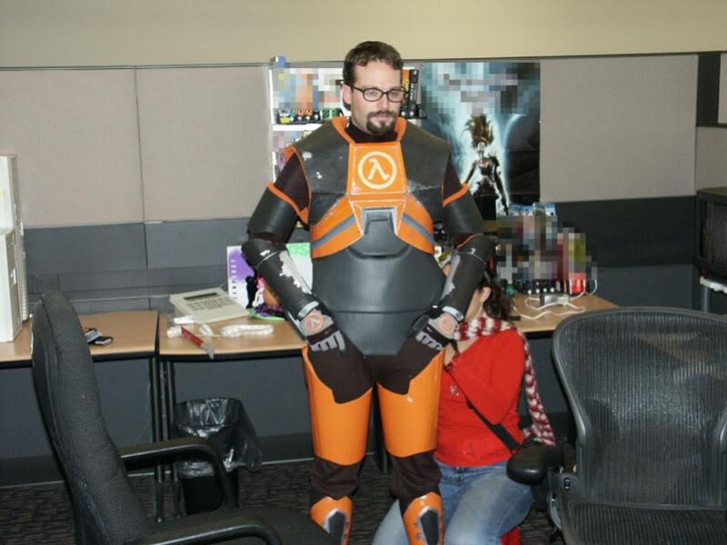 В Half-Life3 добавят элементы ролевых игр