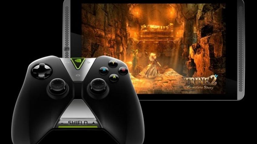 NVIDIA Shield:  Android-планшет для геймеров