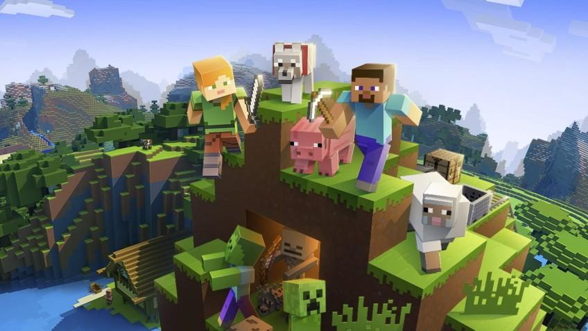 Minecraft стала лучшей игрой 2010-х по версии Polygon