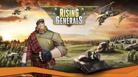 Раздача ключей на Rising Generals