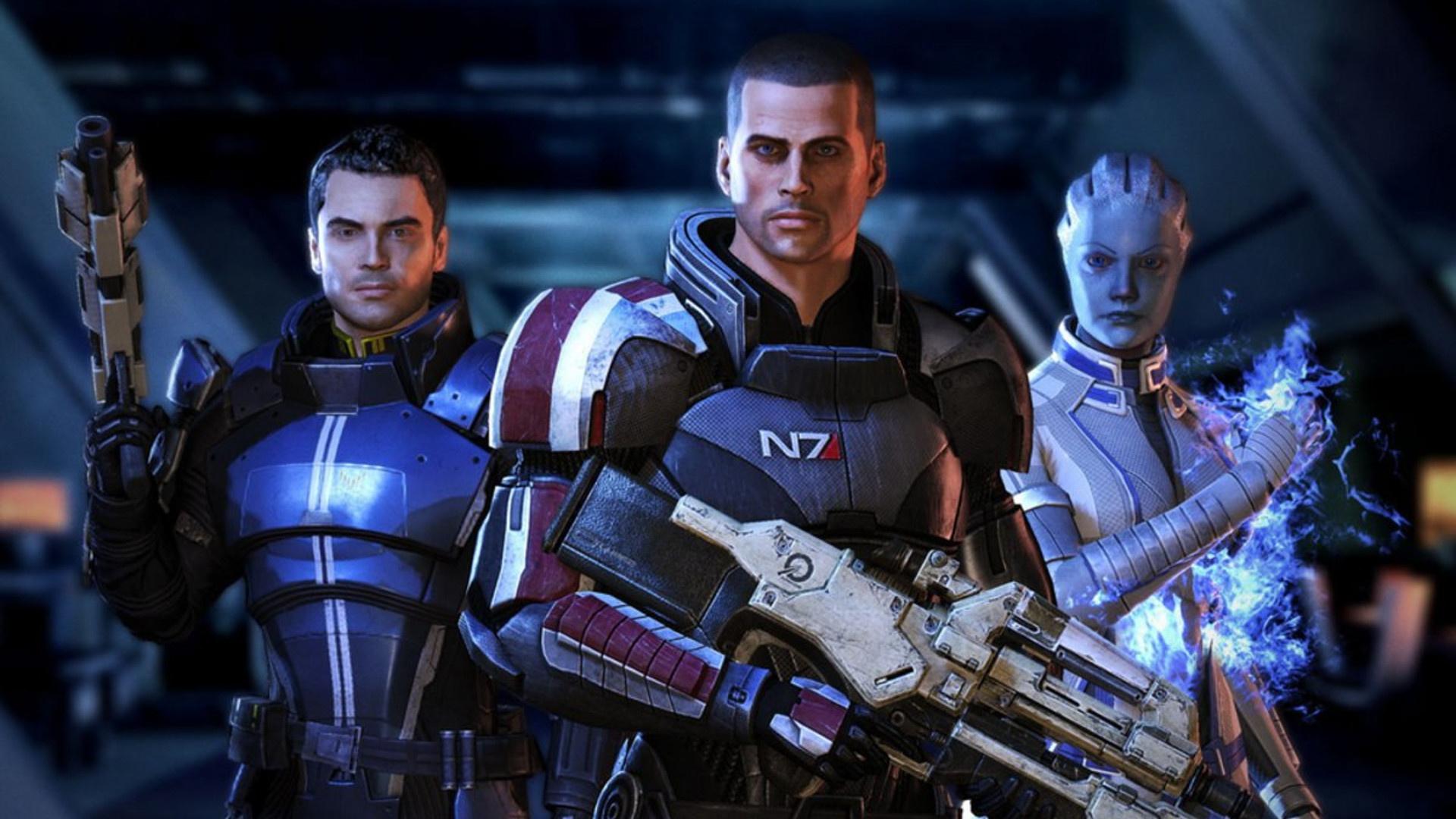 Теперь BioWare не исключает появление онлайна Mass Effect3 в Legendary Edition