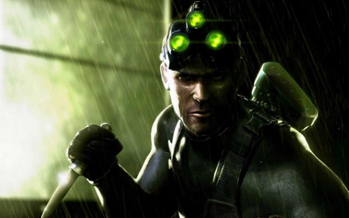 Splinter Cell6 — официально