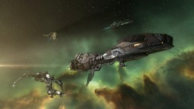 Авторы EVE Online рассказали о графике и визуальных эффектах