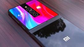 Президент Xiaomi Лин Бин продемонстрировал складной смартфон