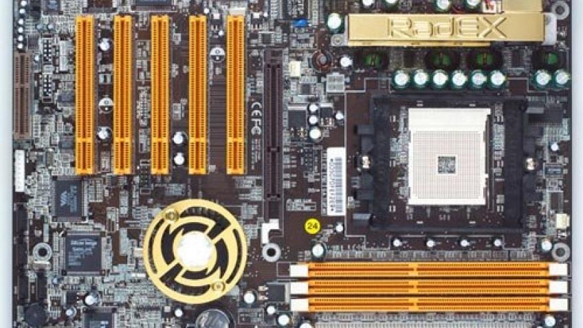 Материнки для Athlon 64 - есть варианты