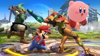 Super Smash Bros. выйдет на Wii U21 ноября