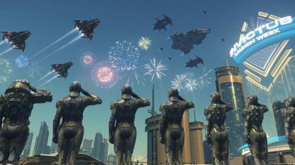 Invictus Launch Week 2951: Star Citizen бесплатна до1 июня